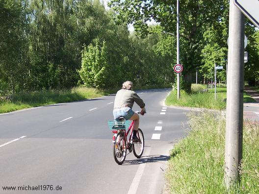 Chemnitzer Straße Ecke Höltystraße Ecke Gorbitzer Straße in Meusdorf