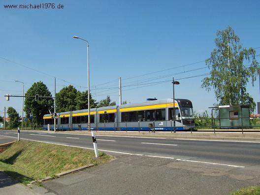 LVB Linie 15 Miltiz-Meusdorf