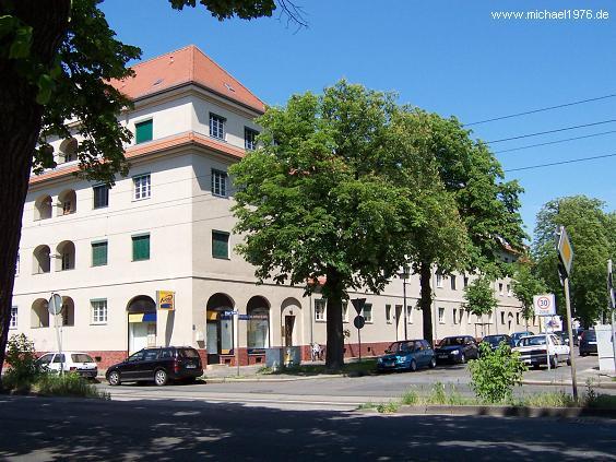 LWB Kiosk Leipzig Probstheida in der Wunderlichstraße
