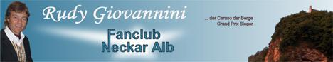 Rudy Giovannini Fan Club Neckar Alb Leiterin Marietta Reiss Kirchheim Teck
