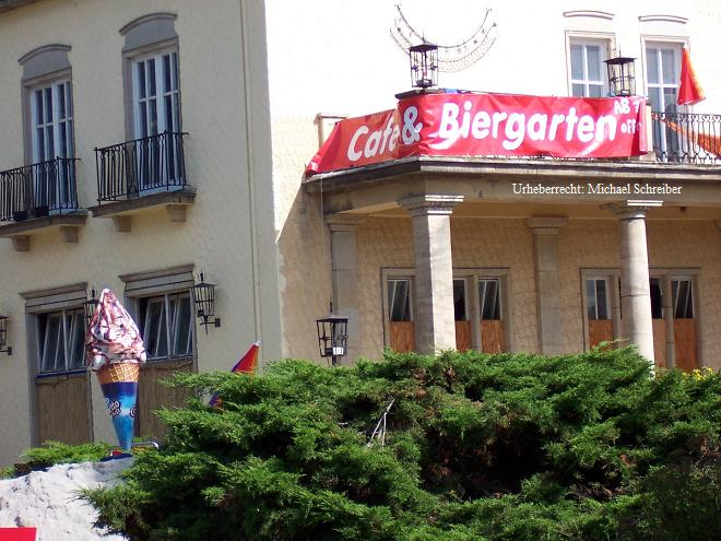Parkschloesschen AGRA Park 04416 Markkleeberg Neueröffnung Cafe Imbiss