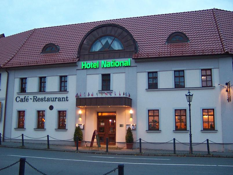 Hotel National Bad Dueben Martinsgans